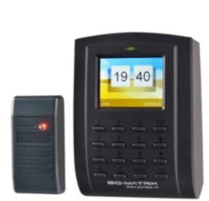 Sistem de pontaj și control acces cu card