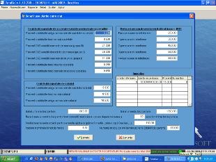 Setari program salarii Totalsal